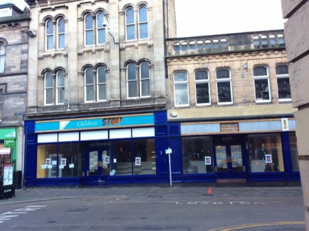 79-83 High Street, Elgin