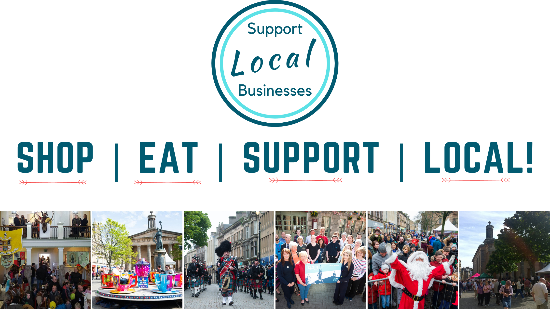 Shop   Eat   Support   Local!