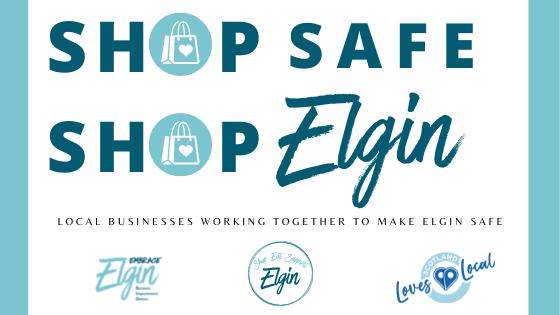 Shop Safe, Shop Elgin
