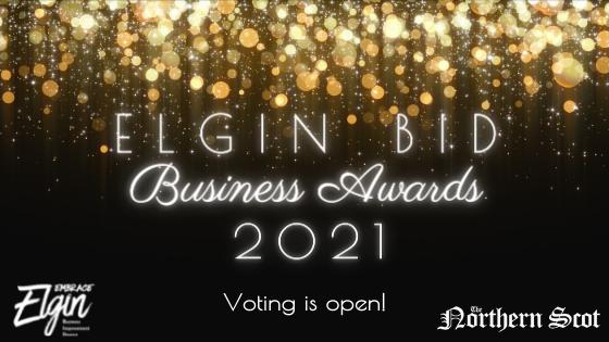 Elgin Business Awards 2021- Voting is open!